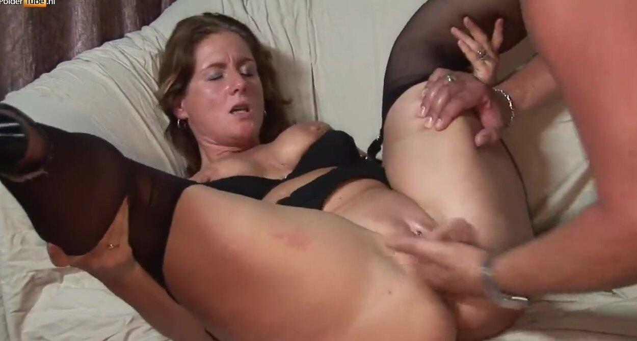 Jill Kassidy ловит сильный оргазм от секса и кончает от ебли